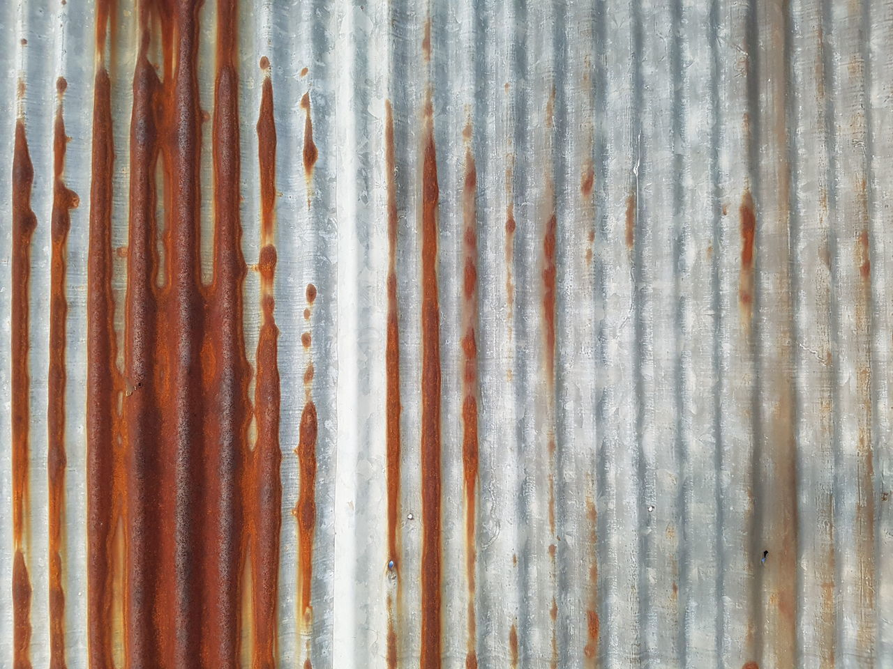 Metal Backgrounds Rusty Sheet รั่ว สังกะสี