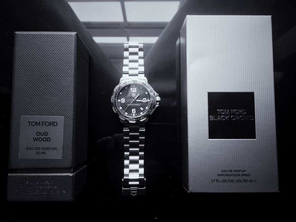 Added to the fragrance collection Tom Ford Fragrance Blackandwhite Monochrome Watch Perfume