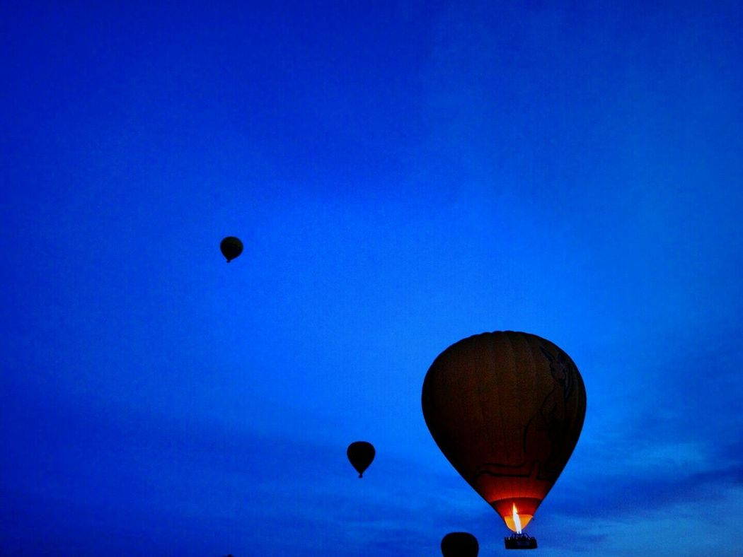 Cairns Hot Air Balloons Sky_collection Australia Early Morning 気球