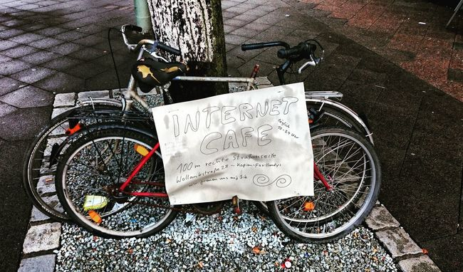 Bike Internetcafé
