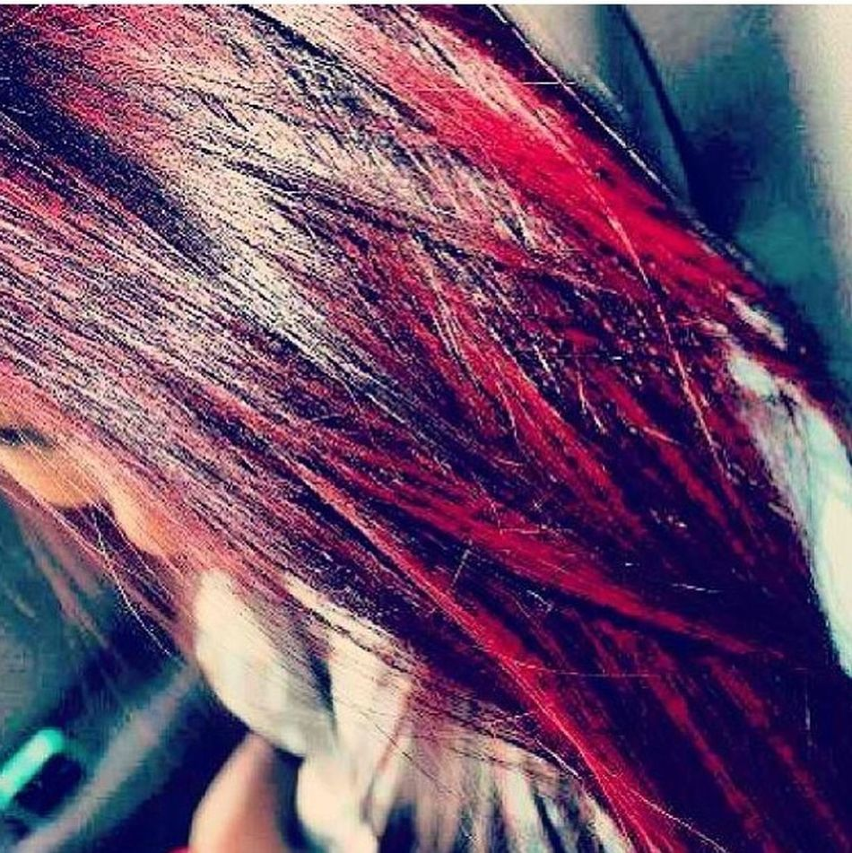I Love My Red Hair ❤