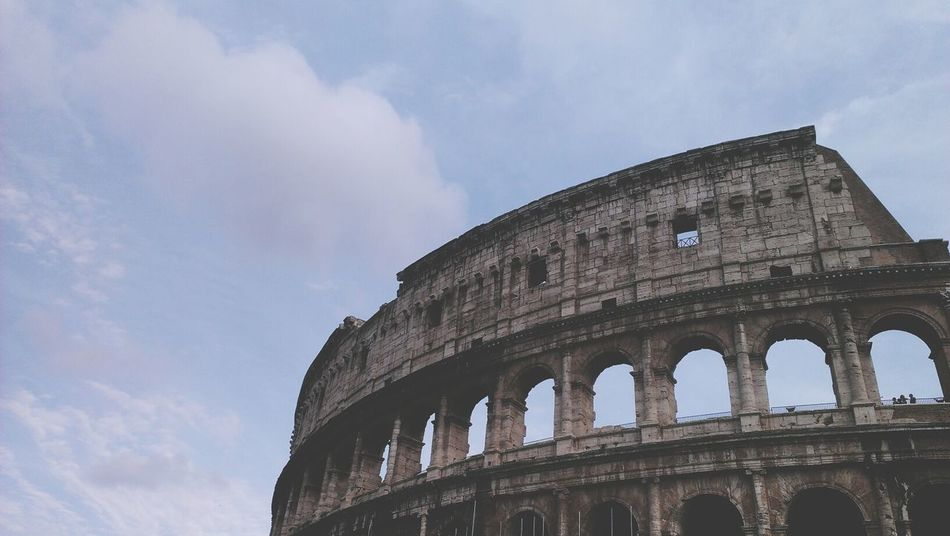 Beautiful stock photos of rome, Amphitheater, Arched, Architecture, Blue