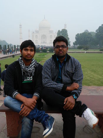 India Taj Mahal Tajmahal Tourism
