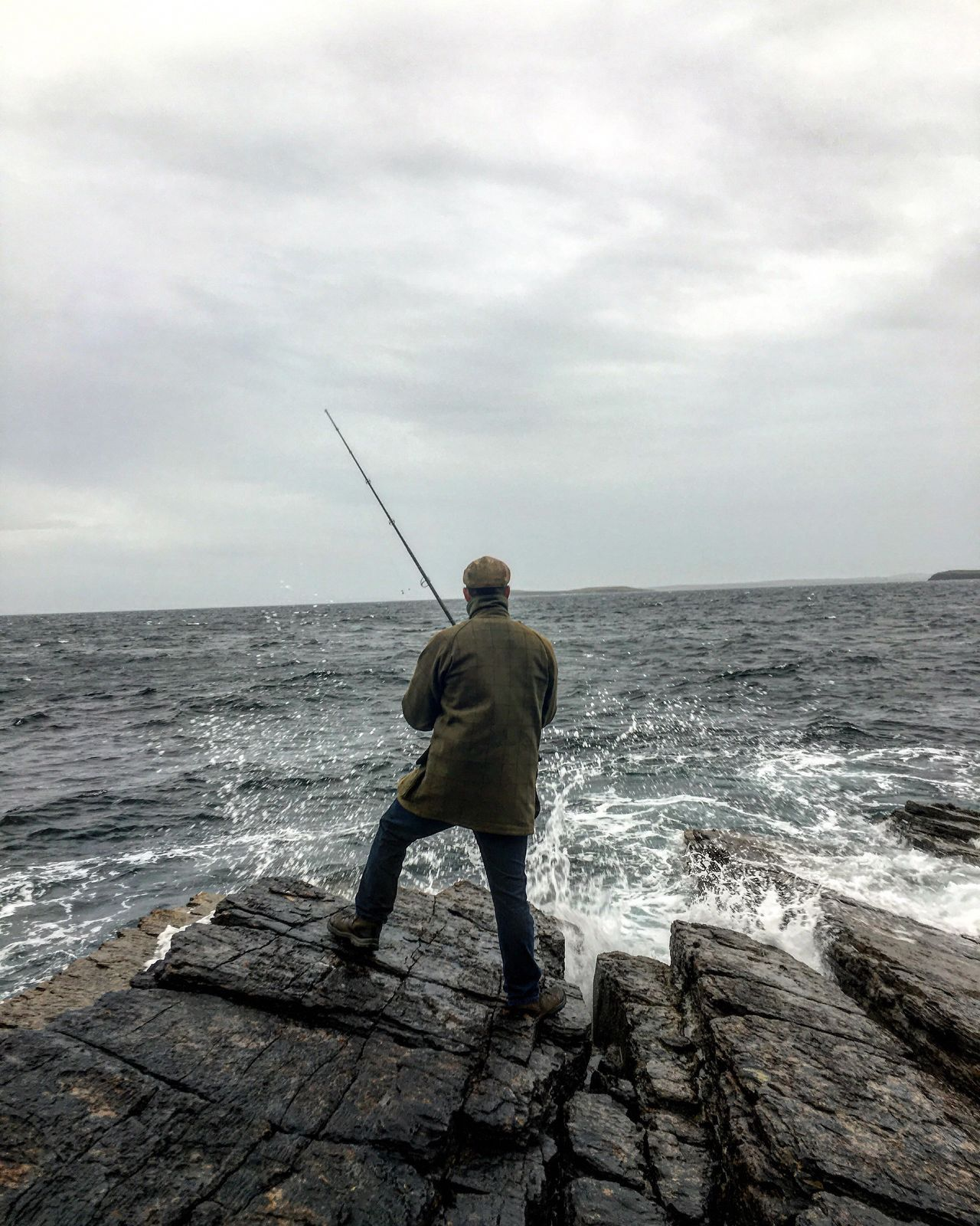 Beautiful stock photos of fishing,  18-19 Years,  Casual Clothing,  Cloud - Sky,  Day