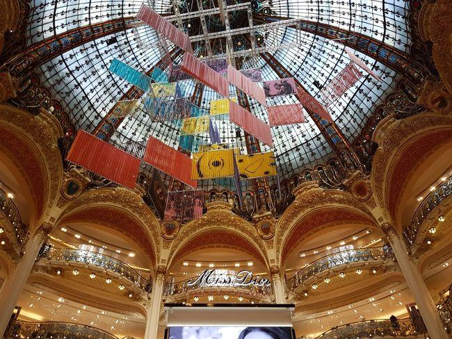 Galerias Lafayette   Paris Lafayette Lafayette Paris Lafayette France Francia Shopping Galeriaslafayette Fashion