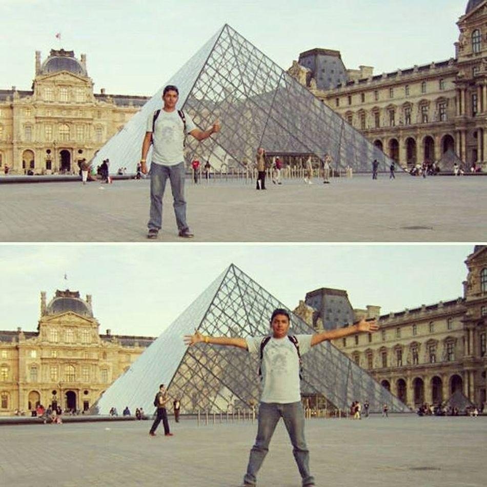 Ernuel Paris Francia Museodeluvre Piramidedecristal Coleccionandomomentos