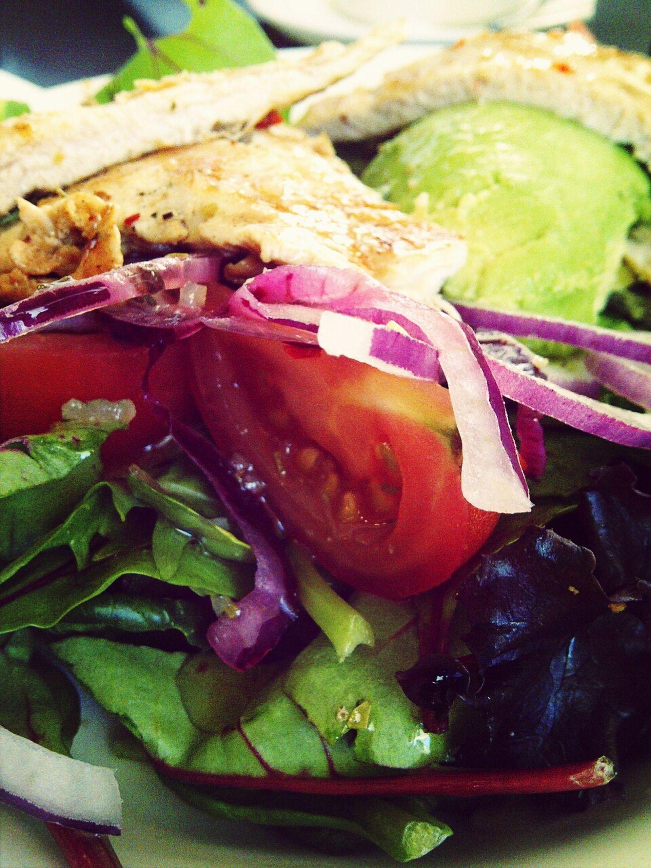 yuum! Salads <3 My Lunch Taking Photos Yummy