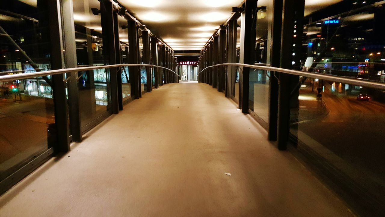 Oslo Oslocity Norway Beautiful Taking Photos Hello World Walking Check This Out Shopping Mall Bridge Tunnel