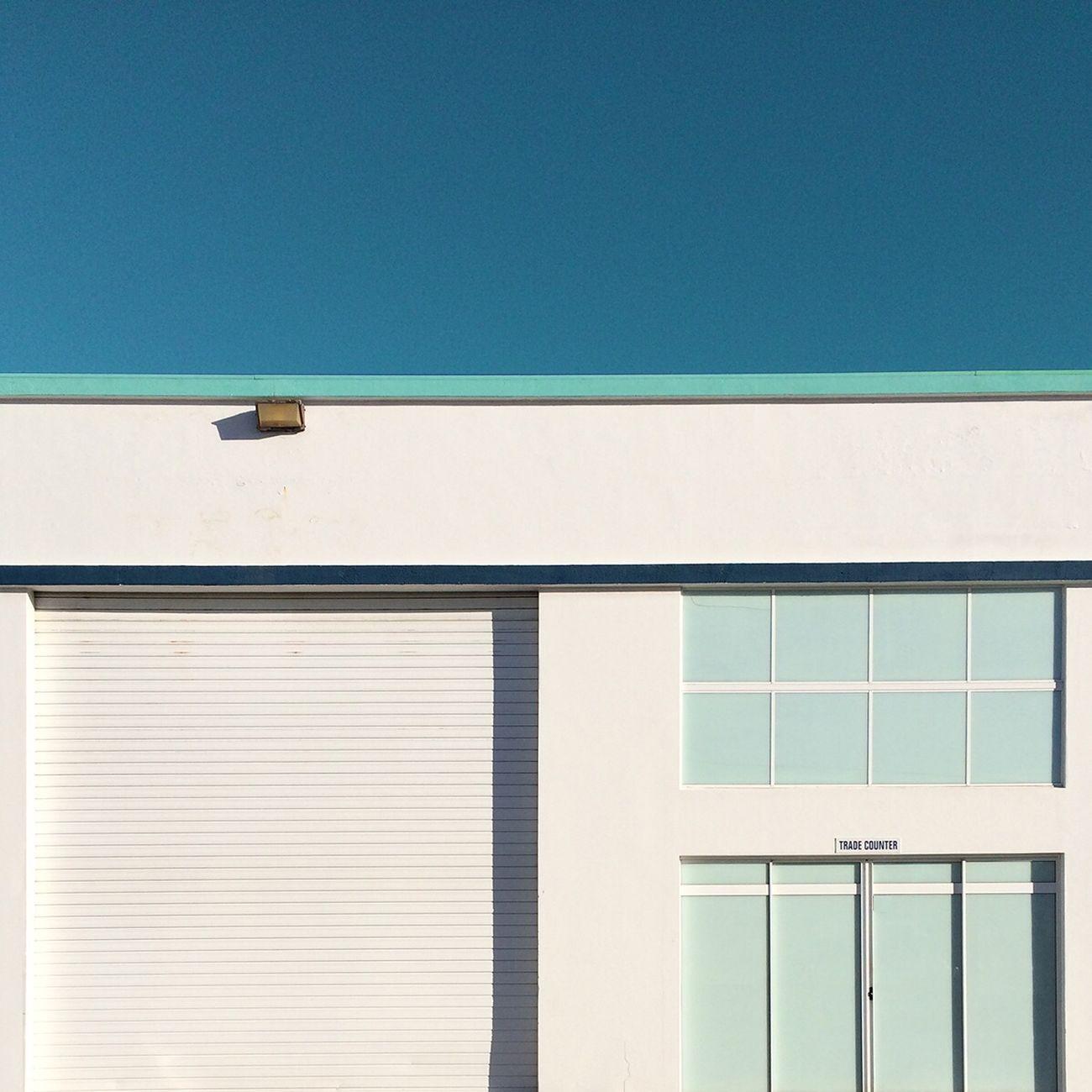 Warehouse White
