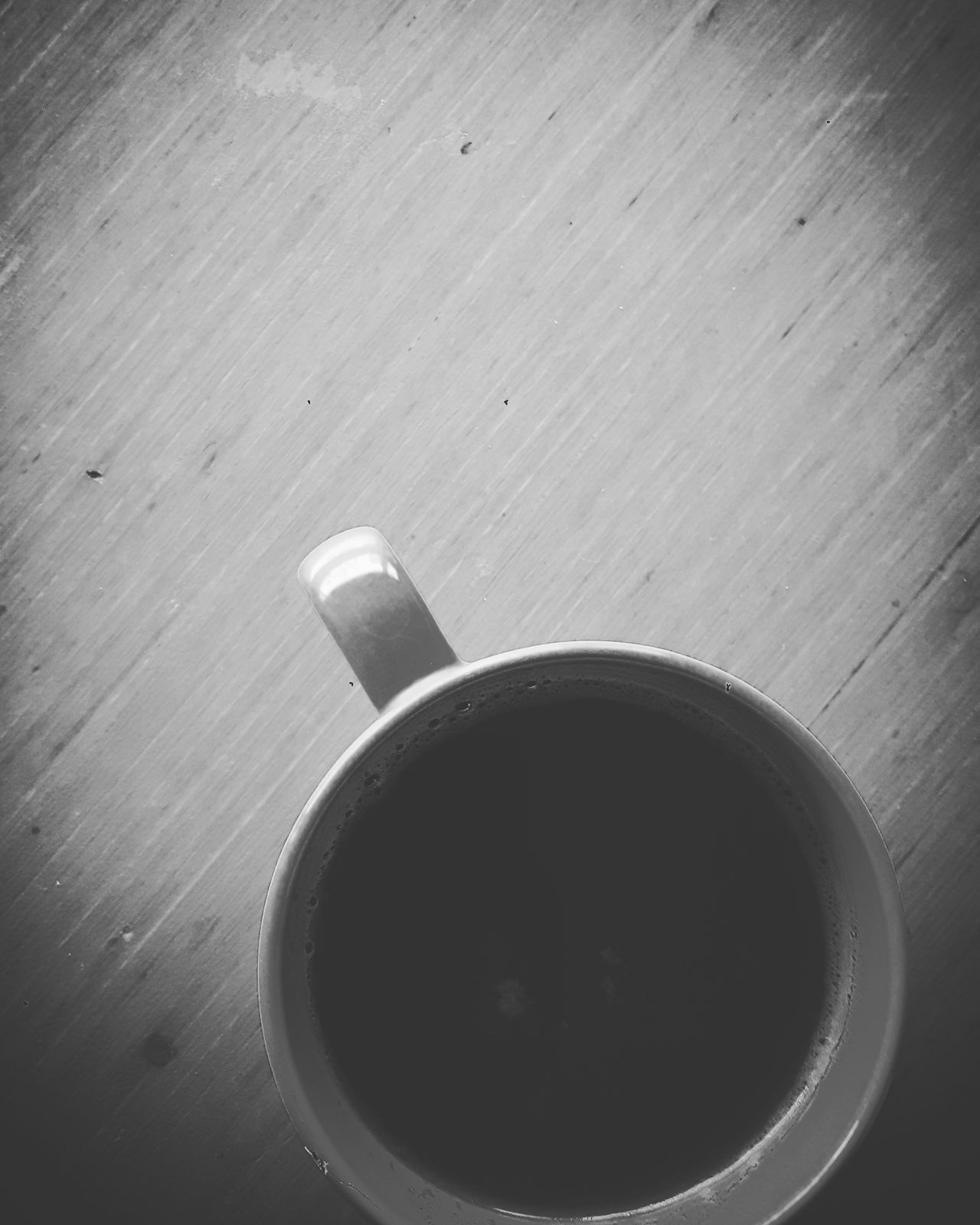 Home Morning Coffee Greek Coffee  Blackandwhite Photography Mobile Photography The Bird's Eye View