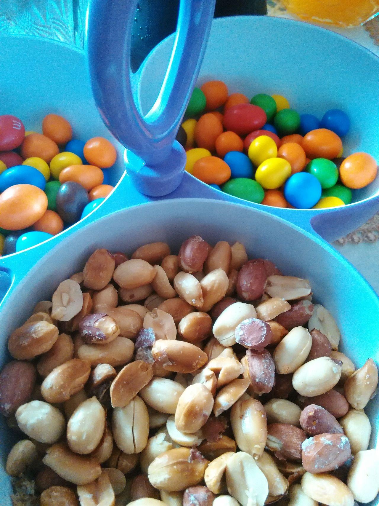 Sucré salé de cacahuètes Cacahuete Peanuts Chocolate