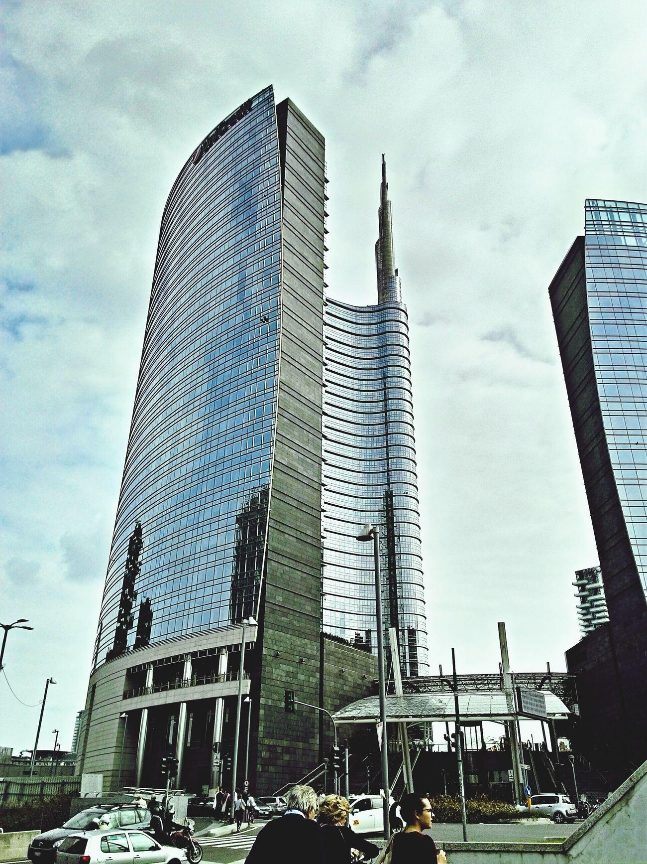 Allianztower Milano DowntownMilano Downtown Milan,Italy City City Skyline