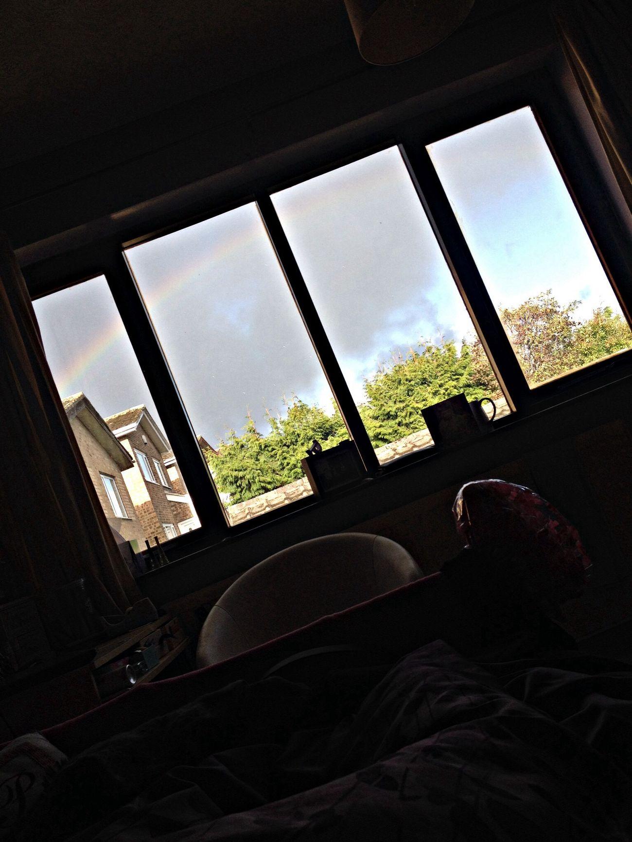 daydream. Rainbow Weather