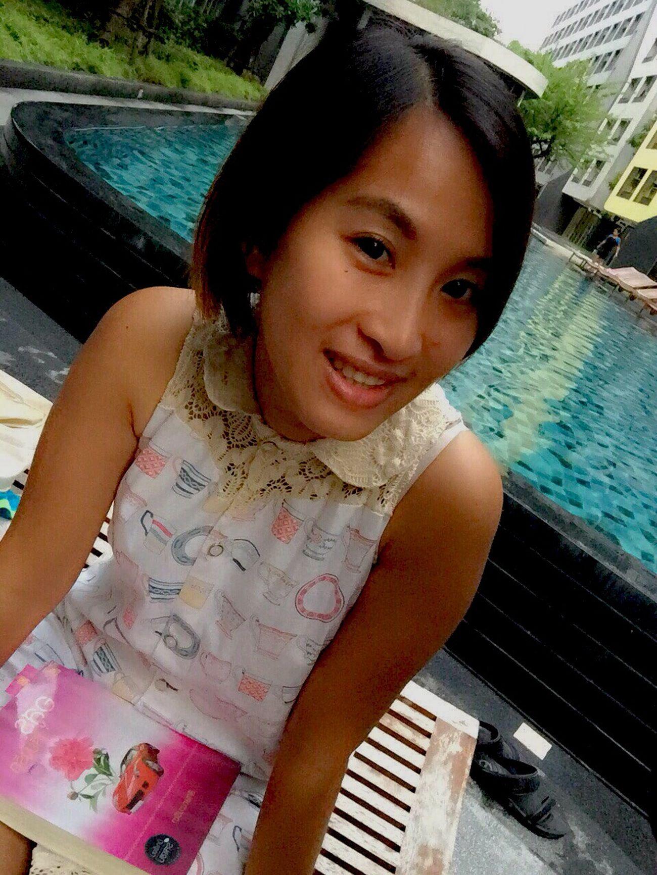 Photoaroud Happiness Hello World Enjoying Life Relaxing Peple Smile ✌
