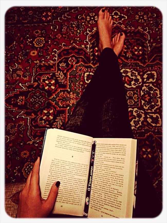 Live is books,books are me?