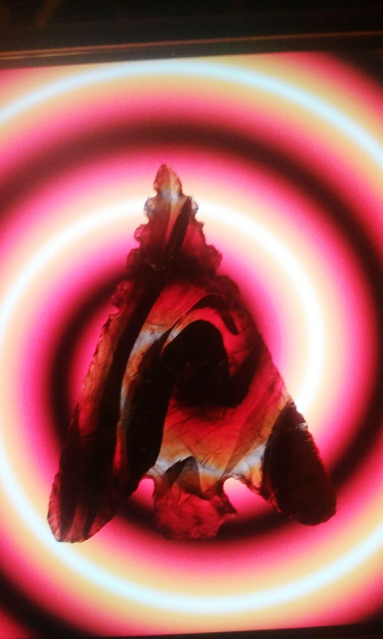 Arrowhead Tranceparent Specimen