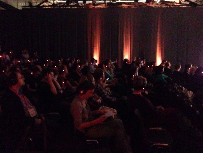 Audience Dots Katersalon Unsinn