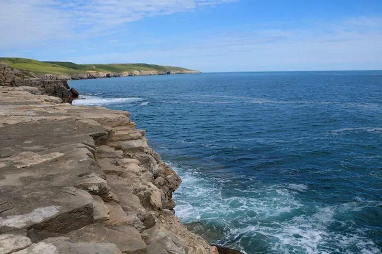 Dorset Coast Sea