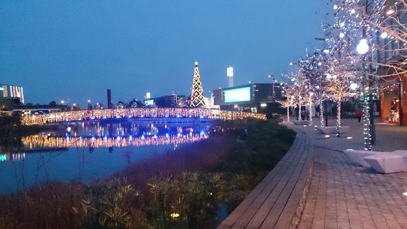 Ya llego la Navidad a Puerto Venecia