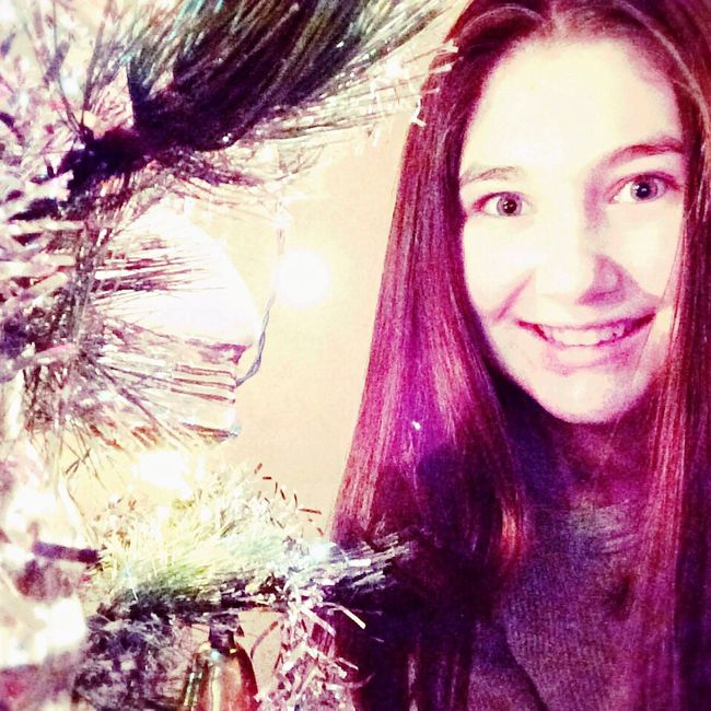 Merry Christmas! Smile Funny Face