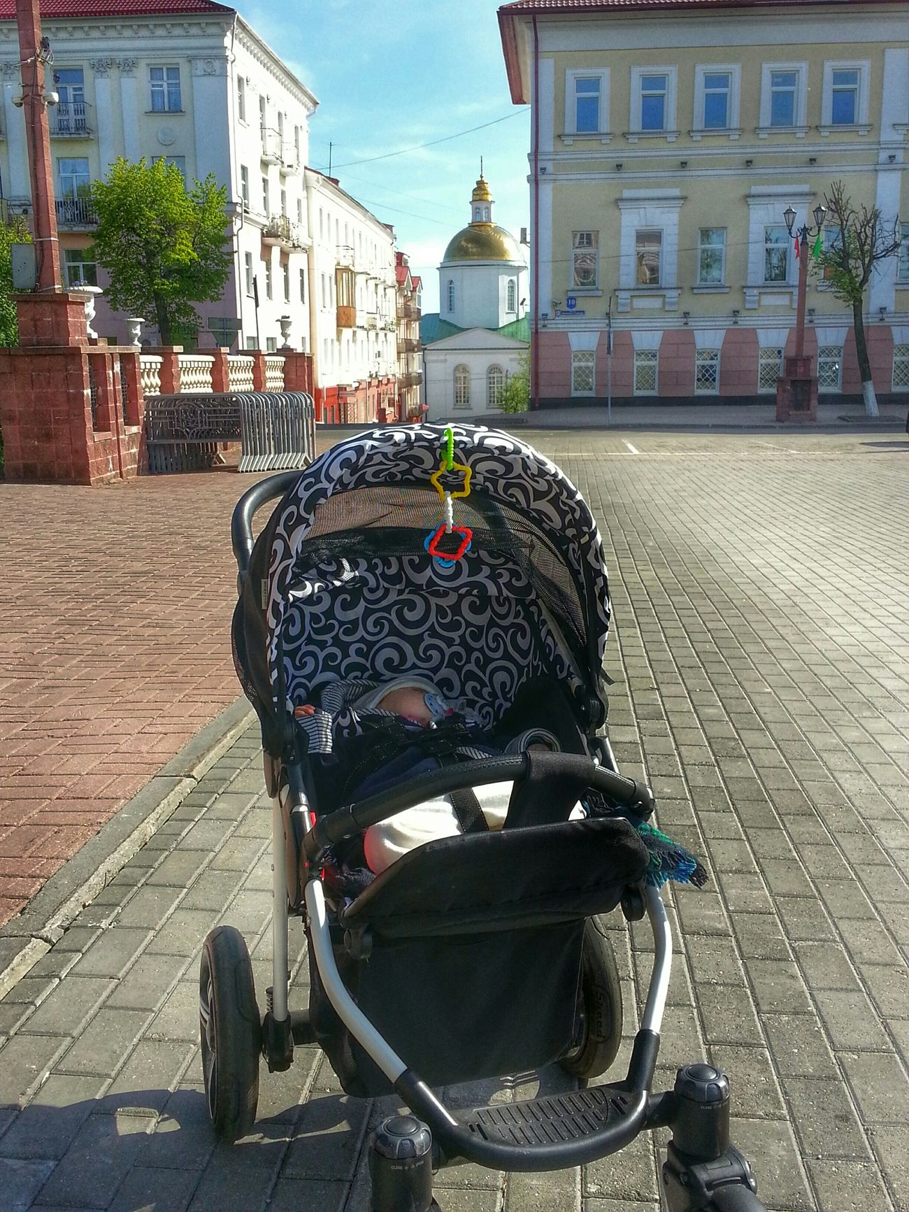 Polotsk Belarus PolotskCity Karina Springtime May