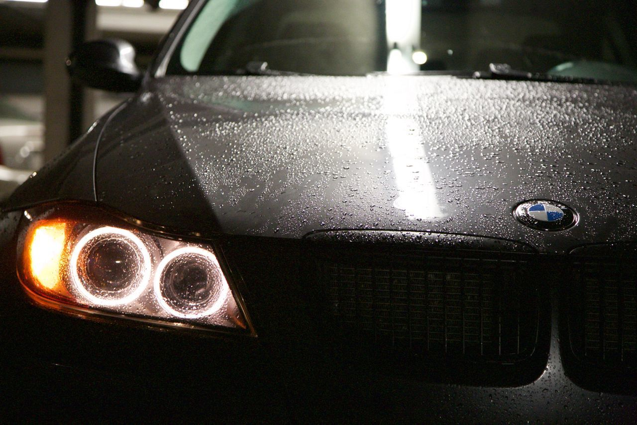 #BMW #canon5dmark3 #DevilsChair With My Sister #Sammiee #meanmuggin #rainyphotography Car Land Vehicle Transportation