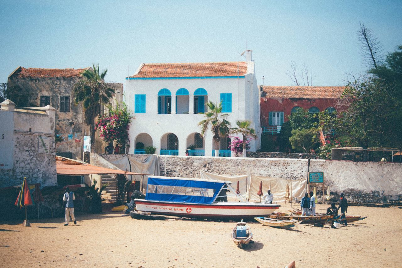 Buildings In Senegal