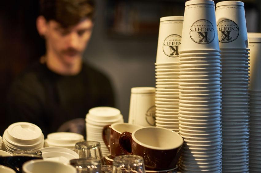 Morning Rituals Coffee Time
