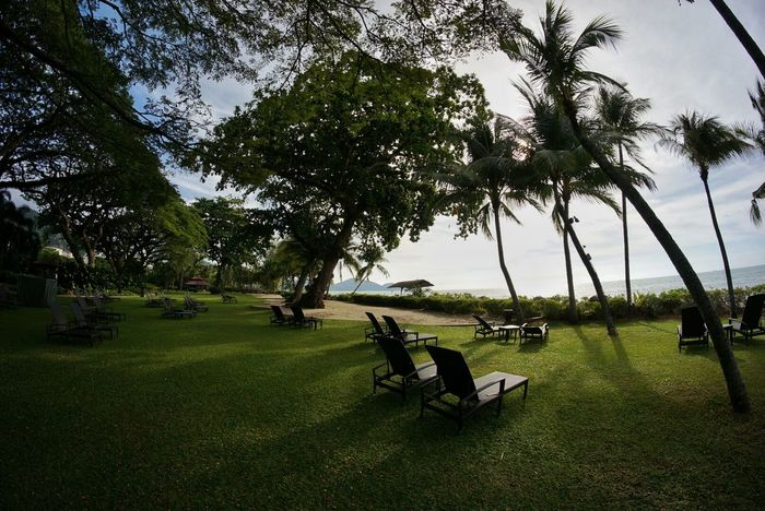 Beautiful resort area Malaysia Penang Shangri-La Rasa Sayang Relaxing First Eyeem Photo Landscape