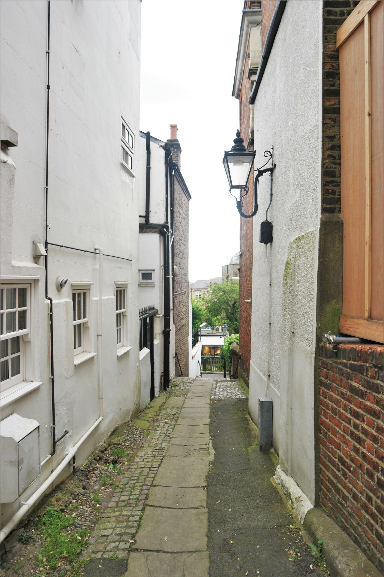 Alley English Hampstead Heath Quaint  Street Traditional