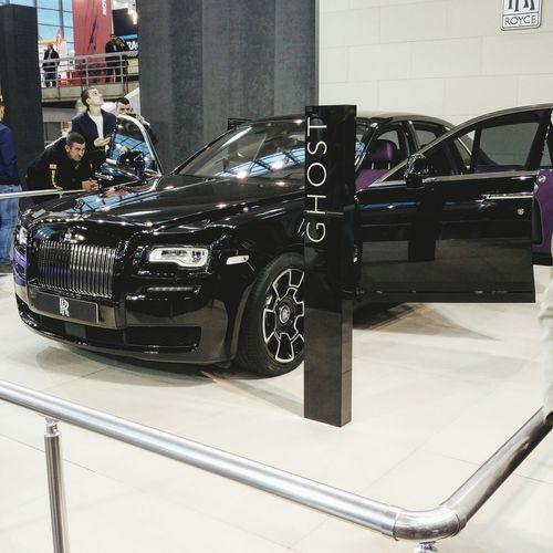 Rolls Royce Rolls Royce Ghost