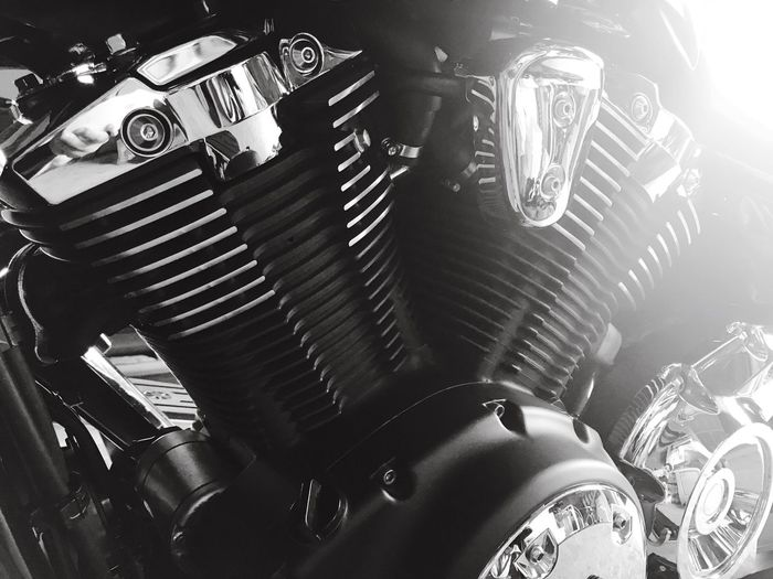 My V-twin 🖤 Motorcycle Cruiser V-twin Motorbike Engine Motorcycles