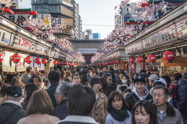 Ultimate Japan Architecture Built Structure City City Life Crowd Day Large Group Of People Leisure Activity Lifestyles Market Market Stall Outdoors Person Tourism Tourist Travel Destinations Ultimate Japan