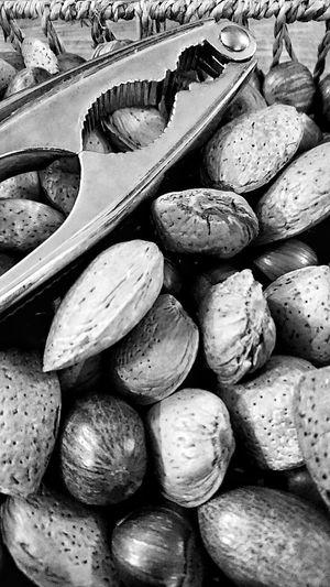 Nutcracker Nuts Nutshots Monochrome Mono Bkackandwhite Still Life StillLifePhotography This Week On Eyeem Sony Xperia Z5 PhonePhotography At Home