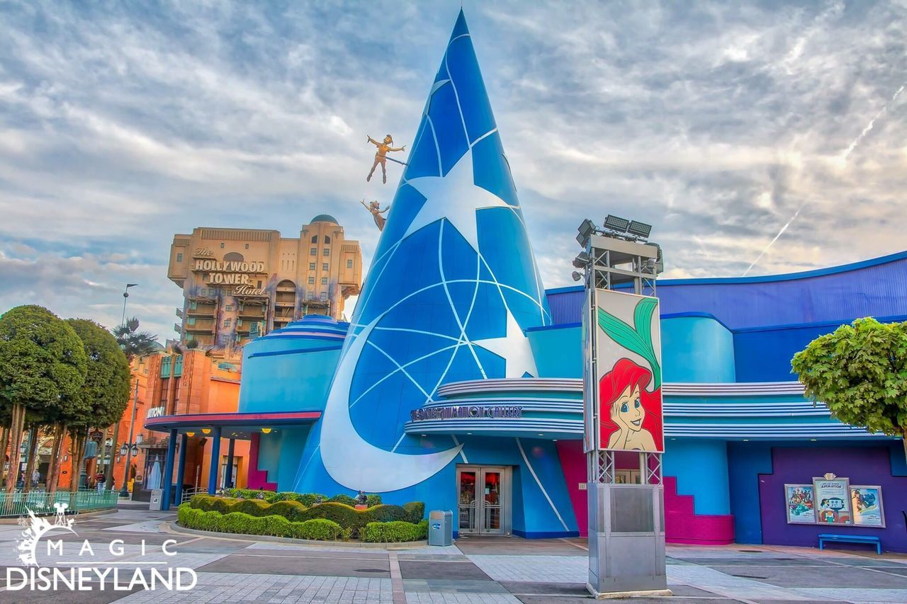 25thanniversary Built Structure Blue Cloud - Sky Building Exterior Disneyland Paris Disneyland Disney Disneyland Resort Paris Amusement Park
