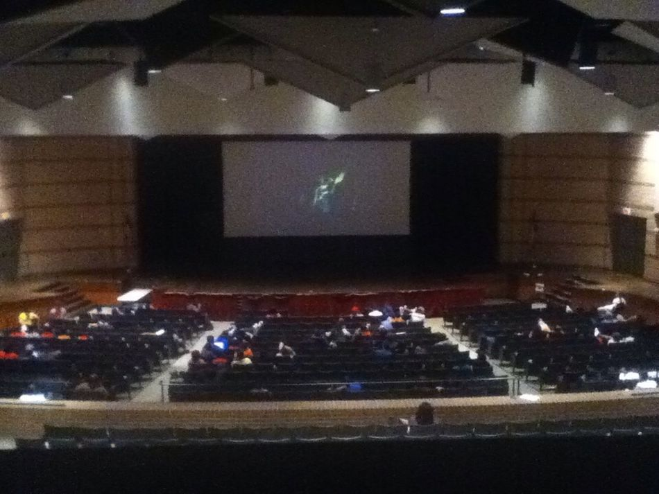 In The Pac Mostly All The Senior Left We Was Watchig A Movie ! Class Of 2013 We Almst Done! June 1