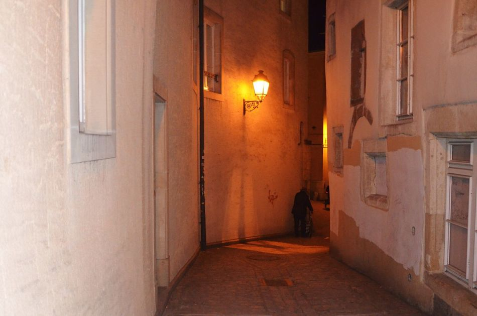 Old Town of Luxembourg Oldtown Luxembourg Streetphotography Streetphotography Orange Color Oldman