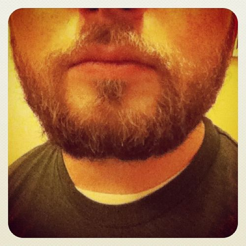 Near the end of the month and this is what I've got to show for it. Beardprogress Noshavenovember Beardtastic