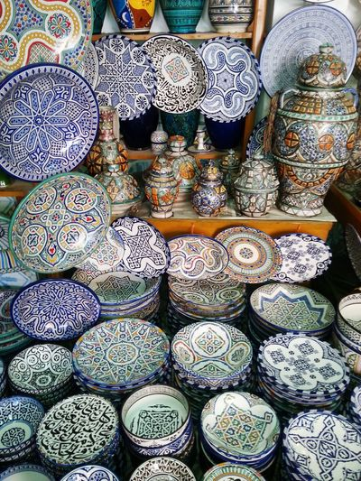 Zoco2 Marrakech Morocco Pottery Souk
