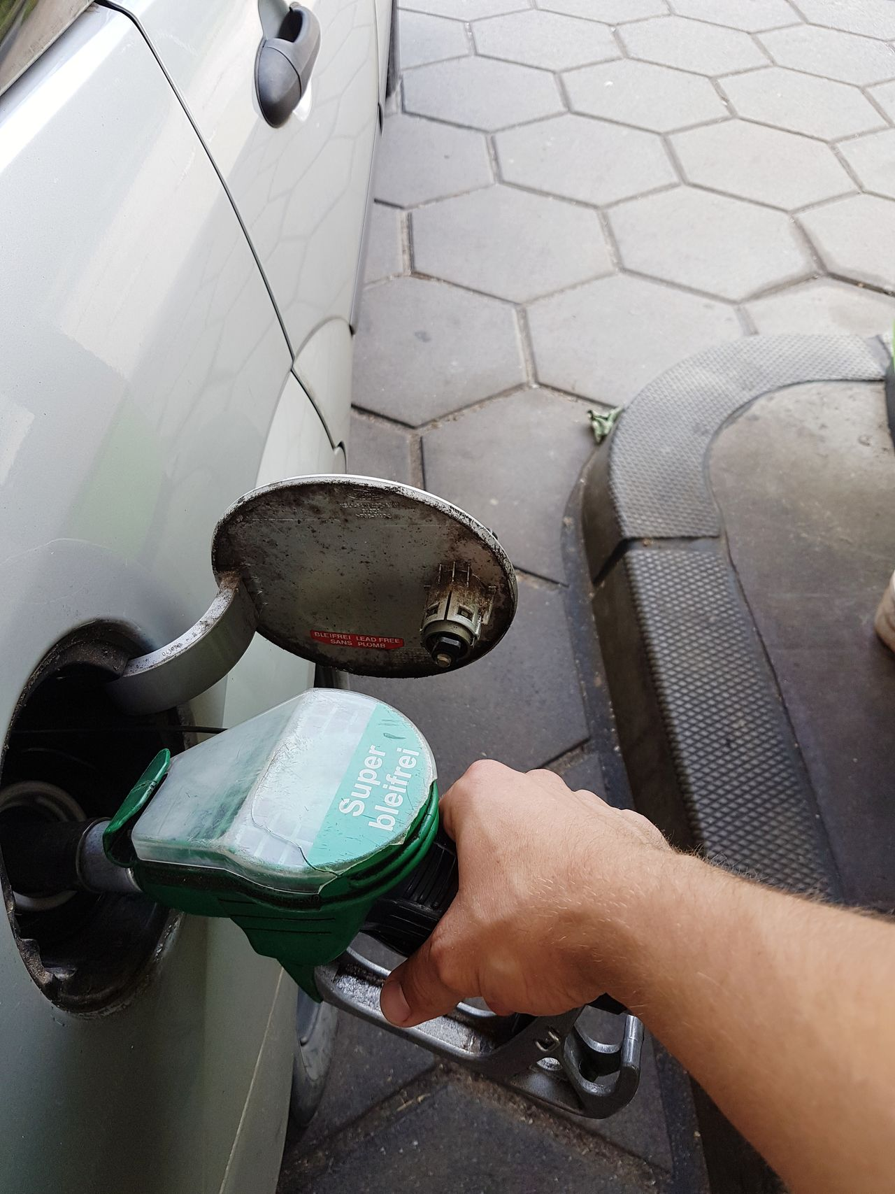 Human Body Part Human Hand Water One Person Spraying Drink High Angle View Wet Faucet Adults Only Alcohol People Holding Washing Adult Day Close-up Indoors  Only Women One Woman Only EyeEm Selects Gas Station Gas
