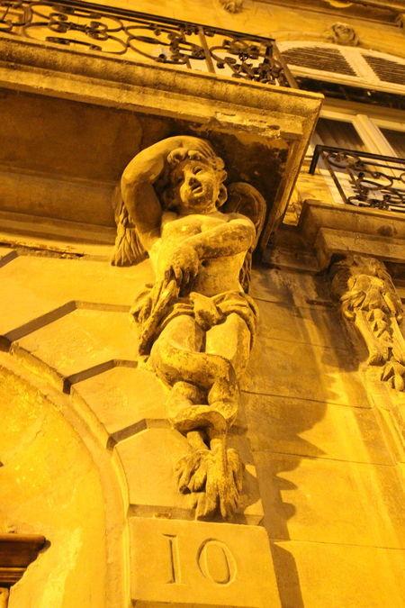 Ange Angels Aix-en-Provence Balcon