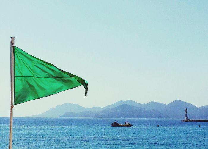 Greenlit Miptv Beach Greenflag