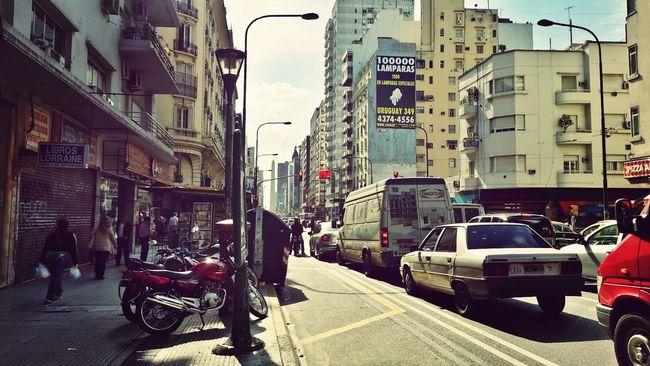 de tramites en la City porteña :) Taking Photos City Buenosaires
