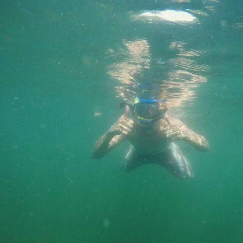 Underwater Snorkeling Sport Swimming Estilo de vida