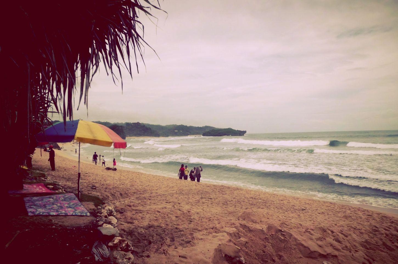 BEACH!  Beautiful Yogyakarta Wonderful Indonesia
