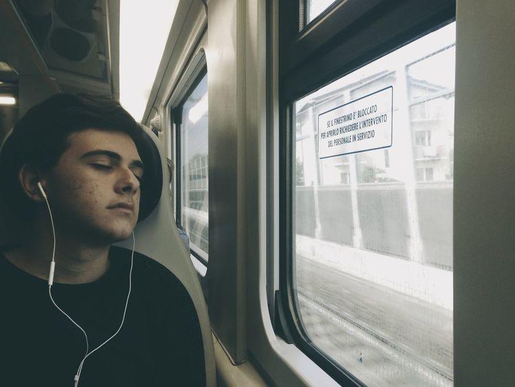 Il Pensatore Traveling