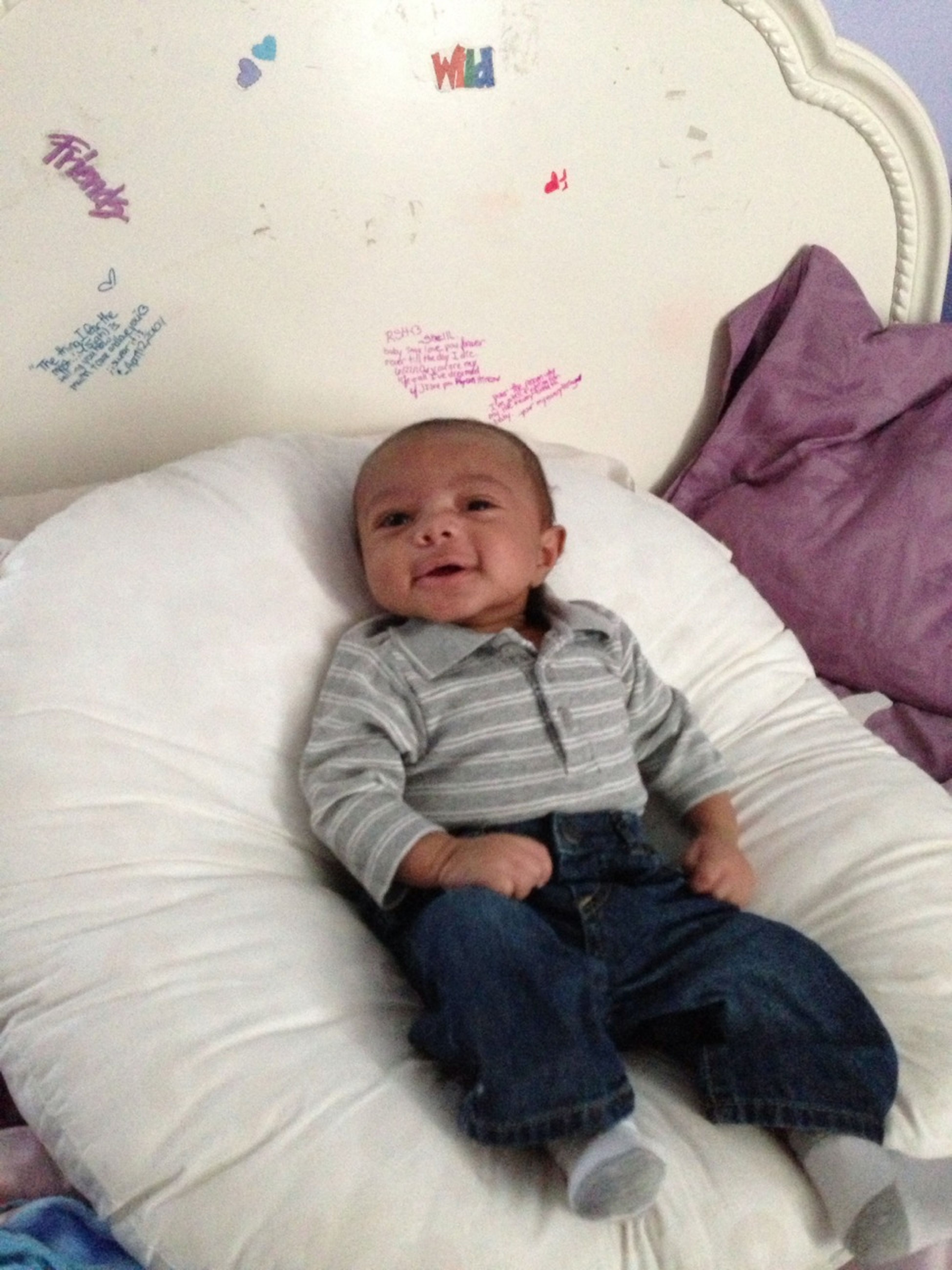 My Baby Boy Julian