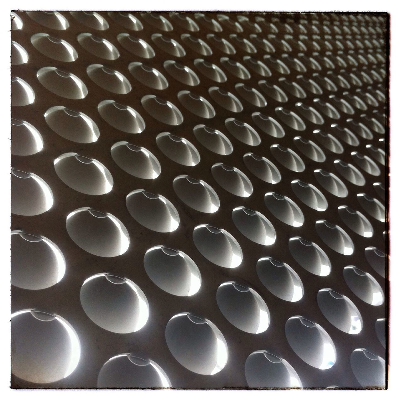 Metal bubbles. #abstract #photography #photooftheday #iphone #lightandshadow