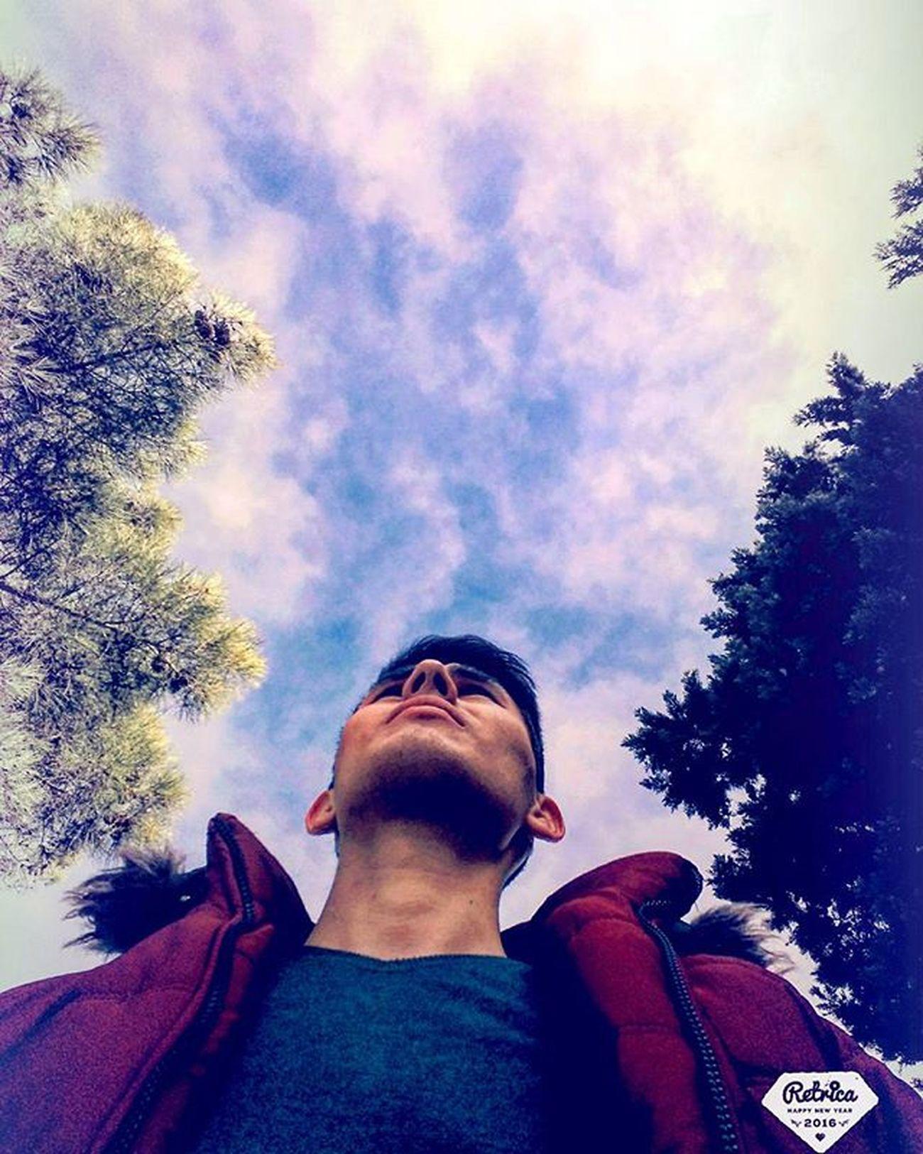 Как часто мы поднимаем взгляд и смотрим на небеса??? :) Nebesa ОблакаБелогривыеЛошадки поднебом сегодняшнийдень взглядснизувверх я