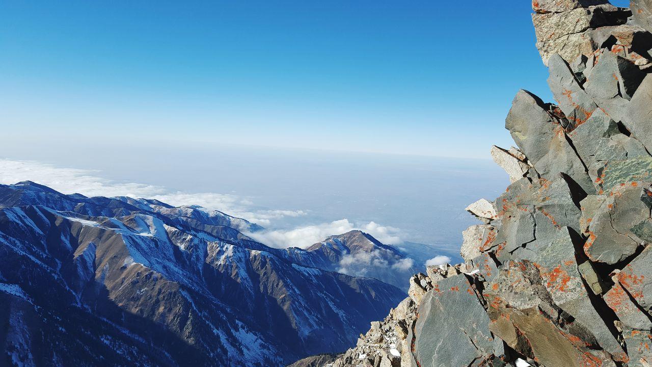 Almaty Almaty City Almatymountains The Power Of Nature Kazakhstan Hikingadventures Feel The Journey